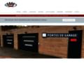 porte garage sectionnelle sur www.smf-services.fr