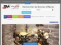 Détails : Réseau Social de petites annonces moto et motards