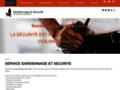Détails : Agent de sécurité Tunisie