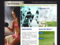 Hi-Fitness : squash et fitness � Grasse
