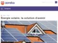 panneau solaire sur solaire.comprendrechoisir.com