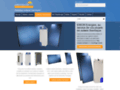 Détails : Solaire en ligne : capteur et panneau solaire thermique