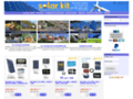 panneau solaire sur www.solar-kit.com