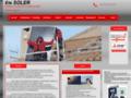 Détails :  Ets SOLER alarmes, chauffage, climatisation, électricité sur Perpignan 66