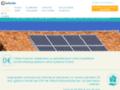 Détails : Panneaux photovoltaïques Solorea