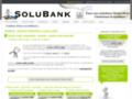 credit consommation meilleur taux sur www.solubank.eu