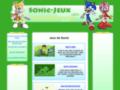 Jeux de sonic gratuit