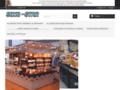 éclairage commerce boutique magasin  alimentaire