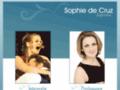 www.sophiedecruz.com