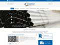 Importation et vente en gros de produits sidérurgiques et métallurgiques