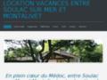 Détails : maison de vacances en medoc