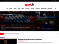 Sport.fr - Résultats, classements, infos, insolites, business - Foot, Rugby, Tennis, Basket, F1, Cyclisme + 100 sports