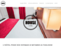 Détails : Sporting House : Hôtel et Restaurant à Toulouse