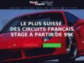 stage pilotage automobile sur www.stage-de-pilotage.ch