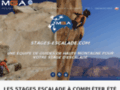 Stages Escalade par Mountain Guide Adventure