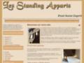 Partner Location d'appartements dans la drôme,tourisme en ardèche,meublés de standing,pont saint esprit of Karaoke-israel.com