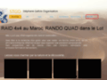 Stg organisation - Randonnées quad Lot 46