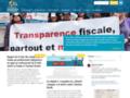 paradis fiscaux sur www.stopparadisfiscaux.fr
