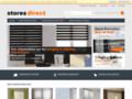 Capture du site http://www.stores-direct.com/