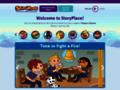 Bibliothèque virtuelle pour les enfants, disponible en anglais et en espagnol.