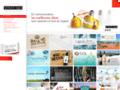 Détails : Strateges : agence de communication a Perpignan :  création graphique, logos, publicité, création site internet…