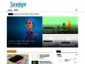 Capture du site http://www.strategie-binaires.com/