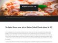 Détails : Livraison de pizza
