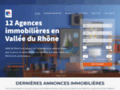 agence imobiliere sur www.sudardeche-locations.com