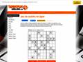 Détails : Sudoku en ligne - SudokuOnline.fr