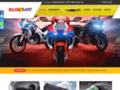 Détails : SUN MOTOS - KAWASAKI - HONDA Motorcycles - PEUGEOT Motorcycles