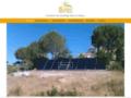 Chauffage solaire et poêle à granulés dans l'Hérault