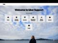service client sur support.uber.com