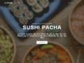 Détails : sushi pacha