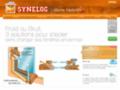 Synelog : l'isolation transparente