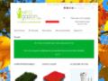 Voir la fiche détaillée : Gazon synthétique pour professionnel