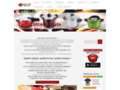 Détails : Les plus grandes marques de cocottes sont sur ce site