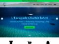 Escapade Croisière Polynésie - Charter catamaran voile à Tahiti
