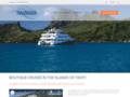 tahiti cruises sur www.tahiti-haumana-cruises.com