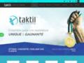 Détails : Taktil | Agence Web et Communication Marrakech Maroc
