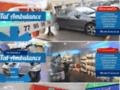 Détails : Transport sanitaire et matériel médical dans la Loire.