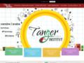 Capture du site http://www.tangerjeunesse.com/