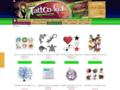 Tatouages temporaires : Tattoo Kids