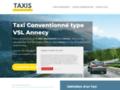 Détails : Taxi Conventionné VSL Annecy | Taxi conventionné Annecy
