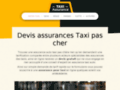 Assurance taxi auto