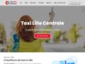 Détails : Taxi Lille Centrale - compagnie de transport officielle dans le Nord
