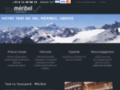 Transfert à Méribel en Savoie