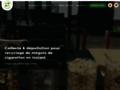Détails : Sensibilisation, collecte et recyclage de mégots