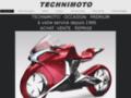 Technimoto : vente en ligne de pi�ces moto