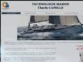 Chantier naval en Bretagne