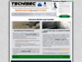 Détails : Tecnisec, Solutions contre l'humidité des batiments